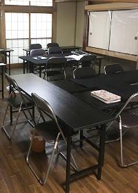 田無町教室の風景